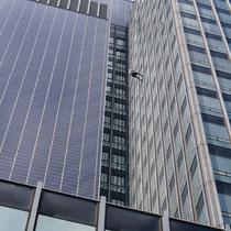 Me Abseiling