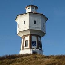 Der Wasserturm, gleich nebenan