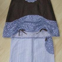 Kombi Tunika und Hose GREETE, Größe 116/122, Baumwollstoffe