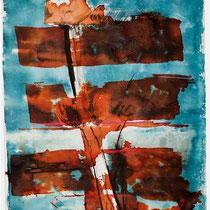 Wiesenblume I 75 x 100 | 2014