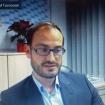 Dr. Bernhard Edenharter, kommissarischer Leiter des Gesundheitsamtes Cham