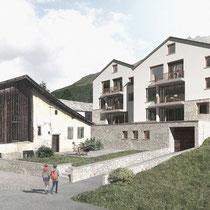 NEW RESIDENTIAL BUILDINGS, PONTRESINA 2019, R. MAURIZIO ARCHITEKTEN AG MALOJA