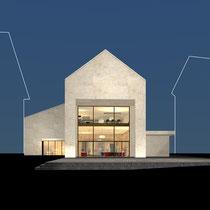 CONTEST NEW COMMUNITY & CULTURE CENTRE, MELS 2013, STUDIO D'ARCHITETTURA R. MAURIZIO MALOJA