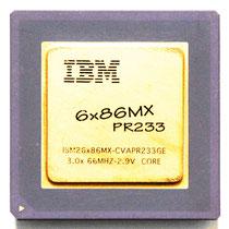 IBM 6x86MX PR233