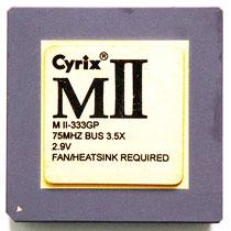 Cyrix MII 333GP