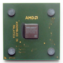 AMD Athlon XP 2000+ Palomino green