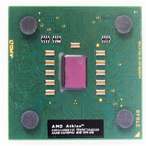 AMD Athlon 2400+ Thoroughbred