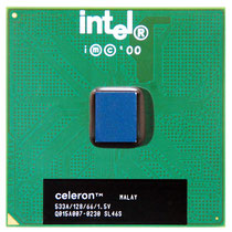 Intel Celeron 533A MHz Coppermine-128 SL46S