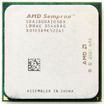 AMD Sempron 2800+ Palermo SDA2800AIO3BX