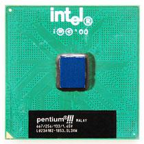 Intel Pentium III 667 MHz Coppermine SL3XW