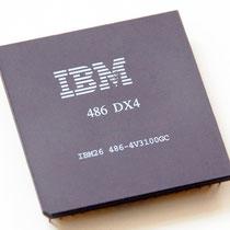 IBM 80486 DX4-100 MHz