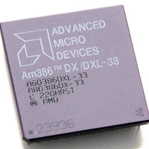 AMD Am386DX/DXL-33