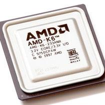 AMD K6 233 MHz