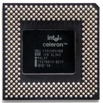 Intel Celeron 400 MHz Mendocino SL3A2