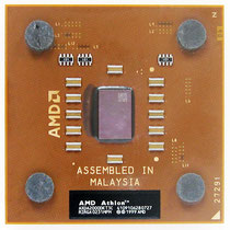 AMD Athlon 2000+ Thoroughbred