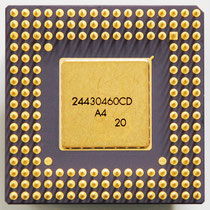 Intel 80486 OverDrive DX4 100 MHz