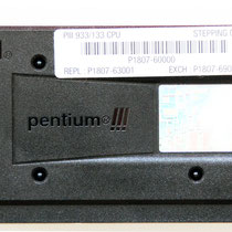 Intel Pentium III 933 MHz Coppermine SL4BT