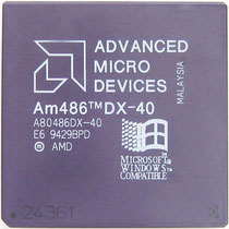 AMD Am486 DX-40