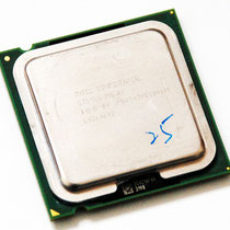 Intel Pentium 4 560 Engineering Sample Q75Y