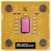 AMD Athlon 2600+ Barton AXDA2600DKV4D