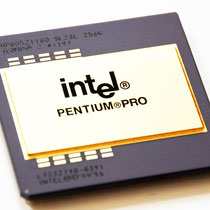 ^Intel Pentium Pro 180 MHz 256K BP80521180 SL23L