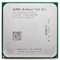 AMD Athlon 64 X2 6000+ Windsor