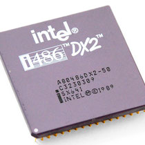 Intel A80486 DX2-50 SX641