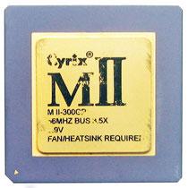Cyrix MII 300GP