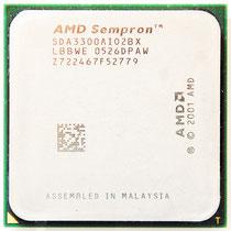 AMD Sempron 3300+ SDA3300AIO2BX