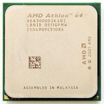 AMD Athlon 64 3000+ Winchester ADA3000DIK4BI