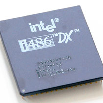 Intel A80486 DX-50 SX546