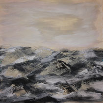 Acryl auf Leinwand 40 x 40 cm