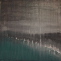 Acryl auf Leinwand 30 x 30 cm (sold)