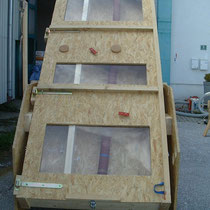 Schlauch im Dachschrägenmodell
