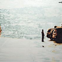 View | 90 x 120 cm | Öl auf Nessel 2014