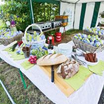Hochzeit auf dem Hof Eggers