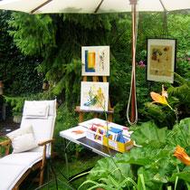 Kunst im Garten Gröbenzell  Dagmar Dölling