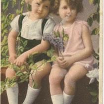 ITALIE 27 AVRIL 1944