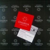 鎌倉 カフェ&ギャラリー ONARIYAさま