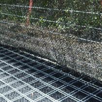 KBE Grün G mit vormontierter Erosionsschutzmatte Polymat