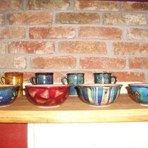 ungarische Keramikkunst