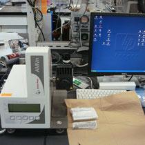 粘度測定装置(Anton Paar社製 AMVn)