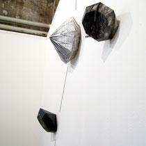 """""""Questione di tempo"""", 2008, installazione, particolare"""