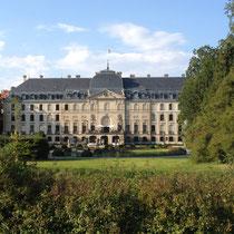 le chateau des Princes de Fürstenberg