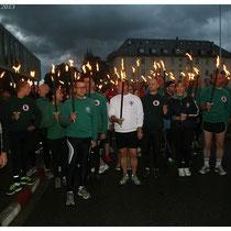 22.09.2014, course aux flambeaux pour la St Maurice.