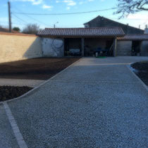 Terrasse Botton Construction Lucon