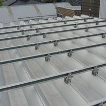 太陽光システム架台