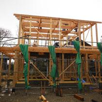 新築工事木造