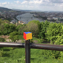 Río Danubio, Budapest, Hungría. Enviada por Carlos