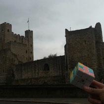 Castillo de Rochester, Inglaterra. Enviada por Andrea